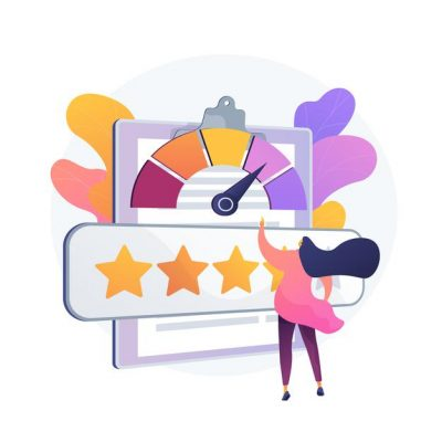 reputation-management-user-feedback-customer-loyalty-client-satisfaction-meter-positive-review-company-trust-five-star-quality-evaluation-system_335657-2691